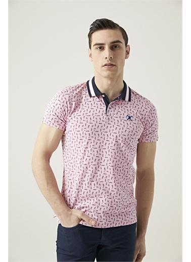 Tween Baskılı T-Shirt Pembe